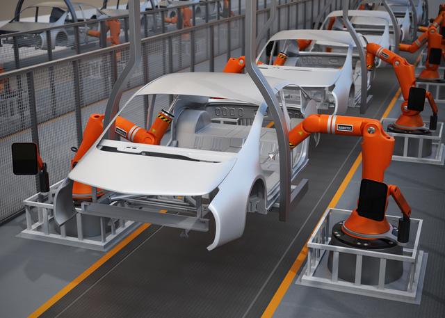 次世代の工場:スマートファクトリーとは?構築するために必要なこと
