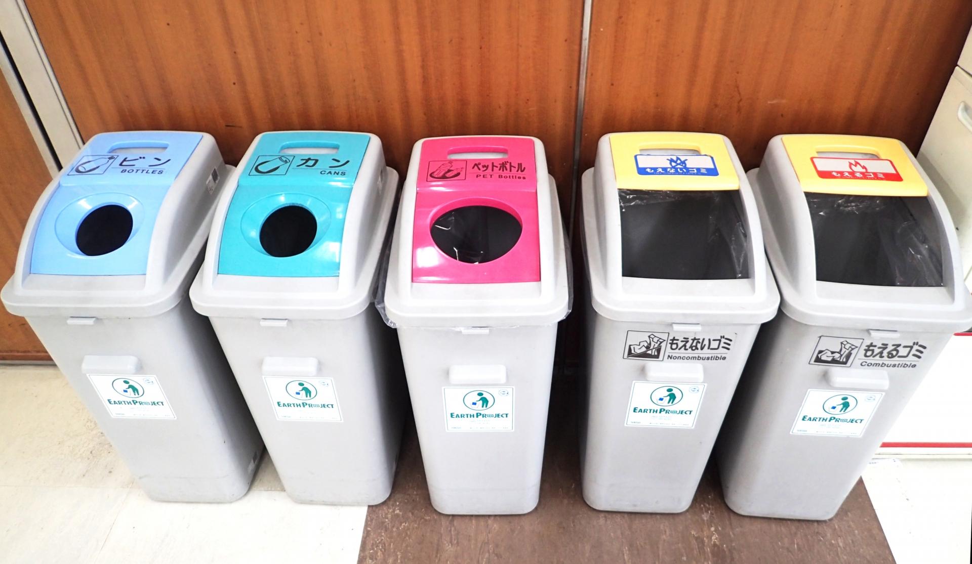 3s活動の清掃の基本~ゴミとゴミ箱との関係を知る~