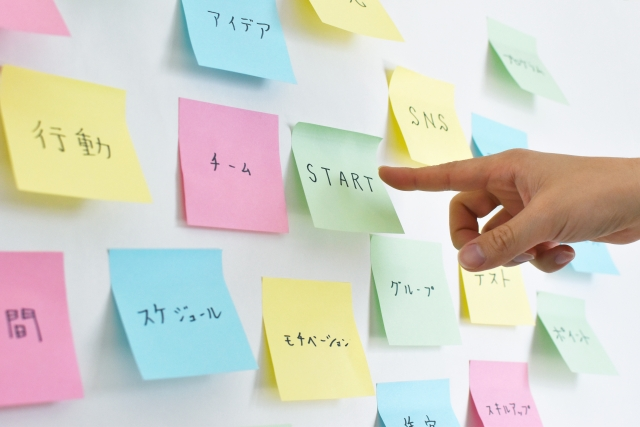 系統図法の作り方(テンプレート付)と事例を知って具体策を絞り込む